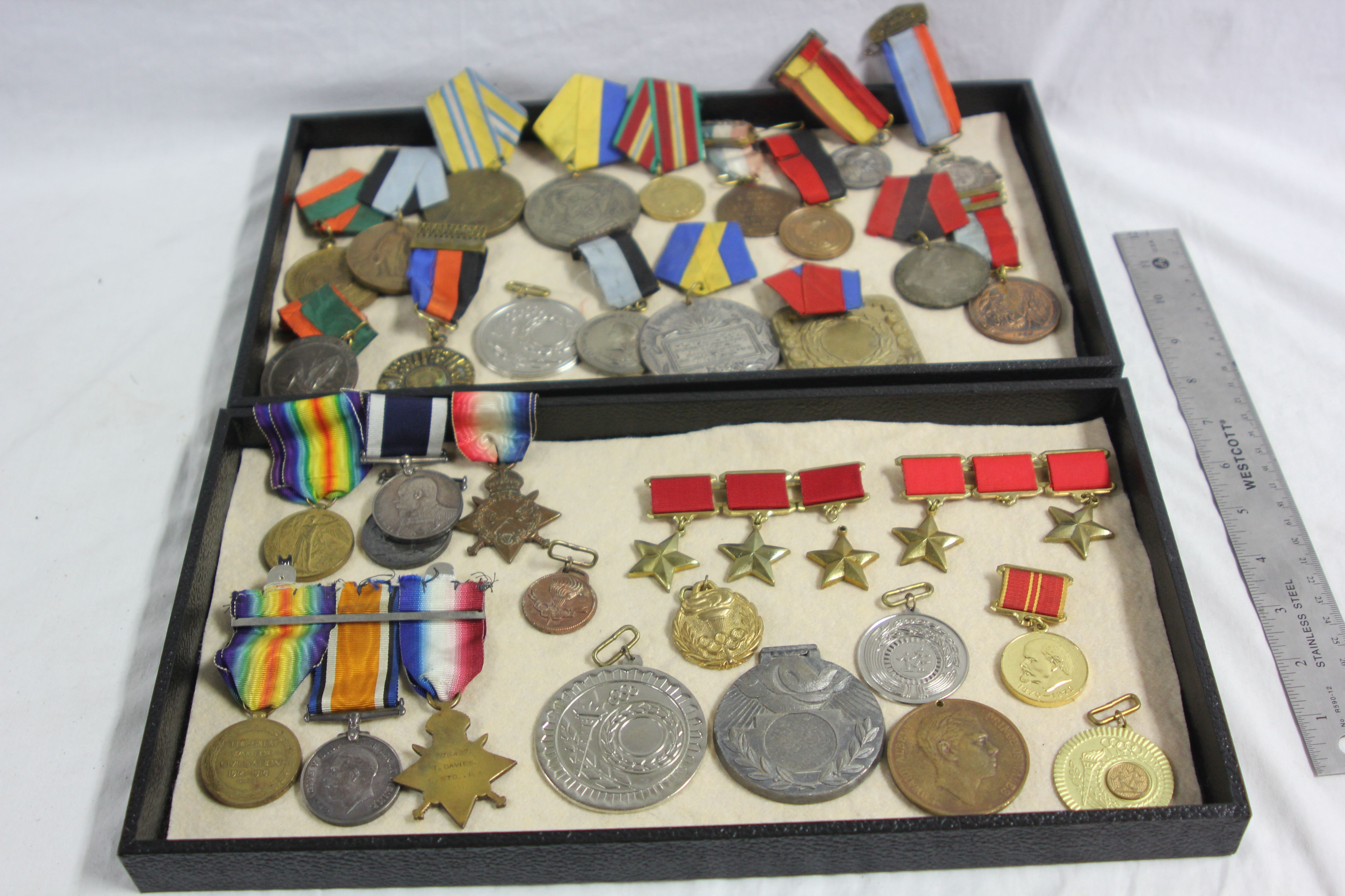 Chest Medals