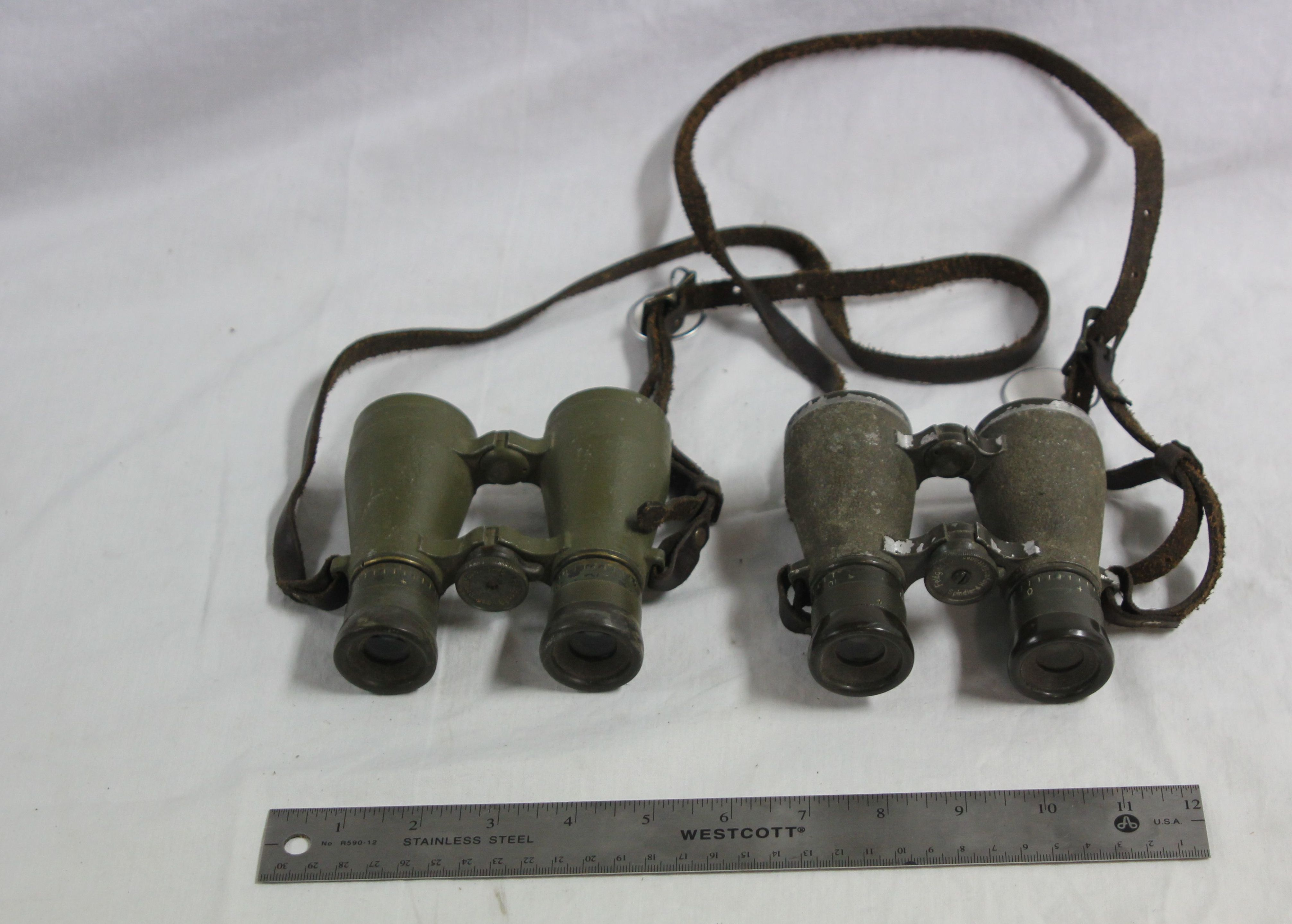 World War 1 German Binoculars