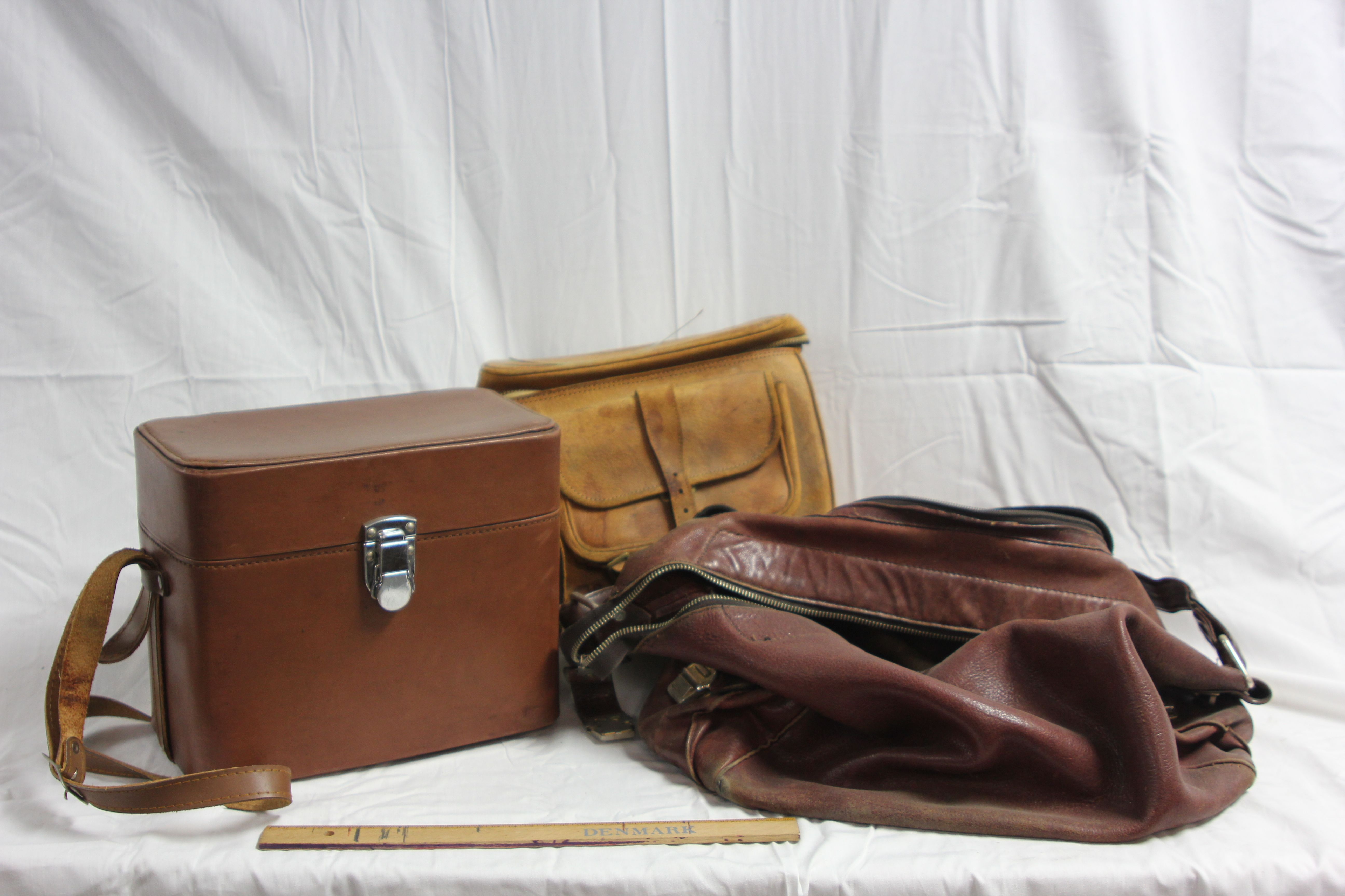 Old Camera Bags