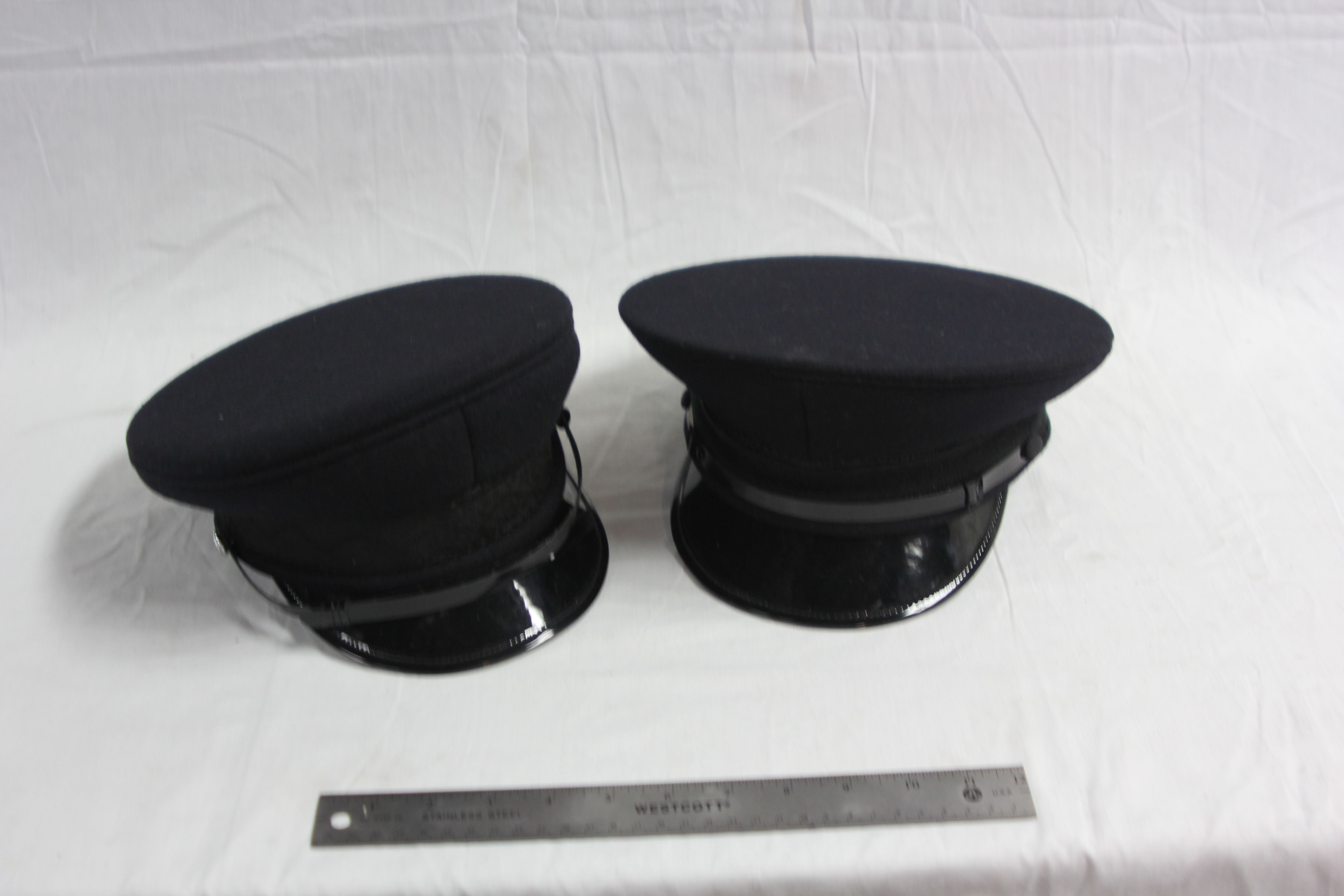 Chinese Police Hats