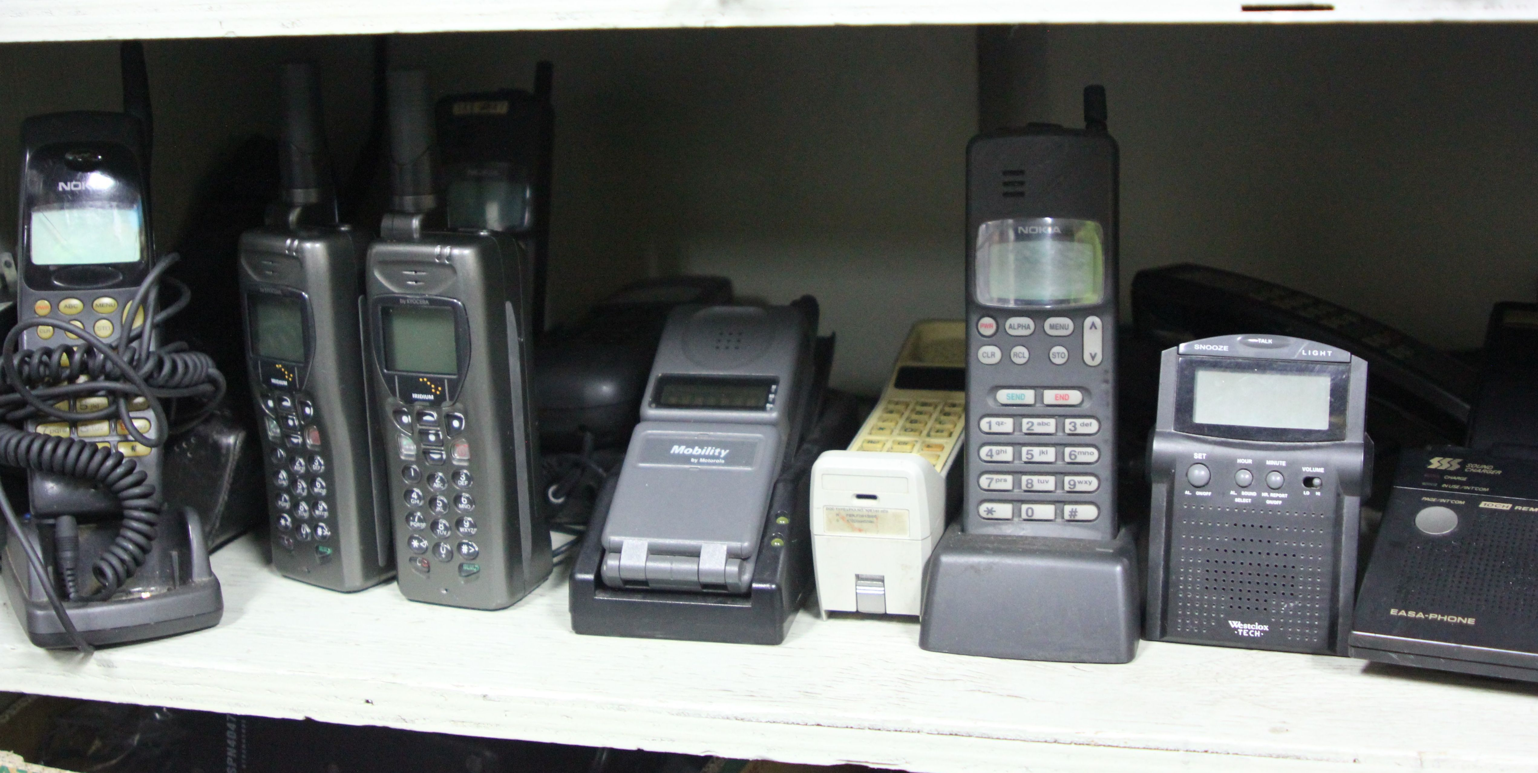 Cell Phones 1990s