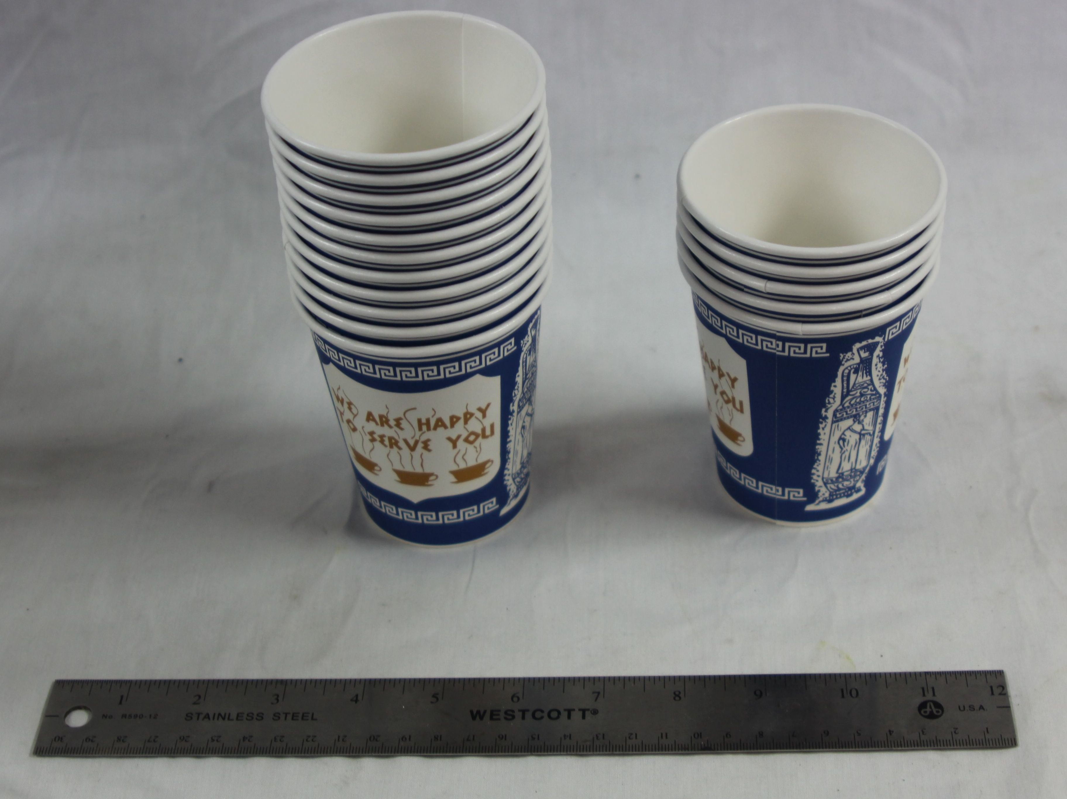 New York coffee to go cups