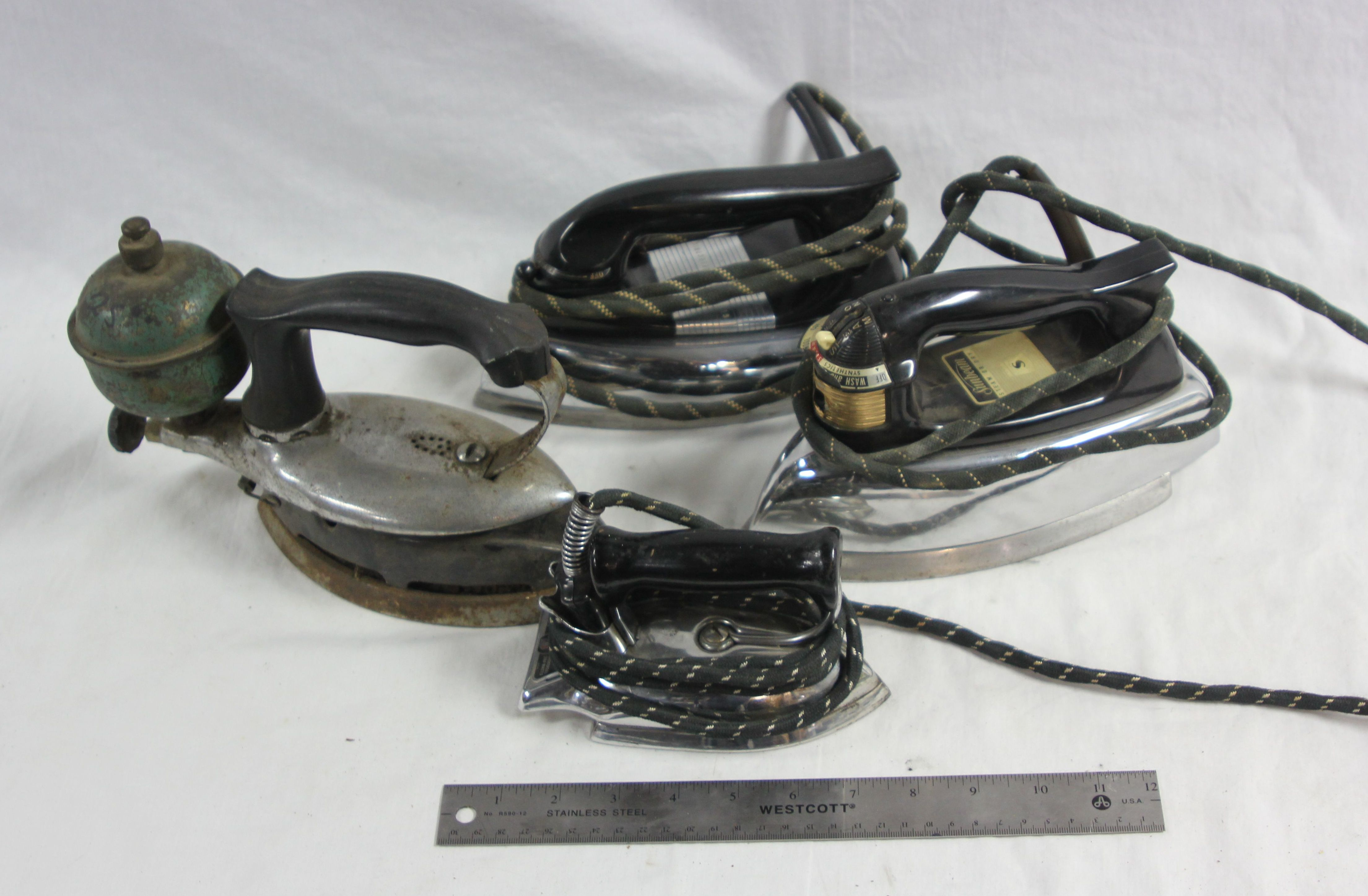 Period Irons