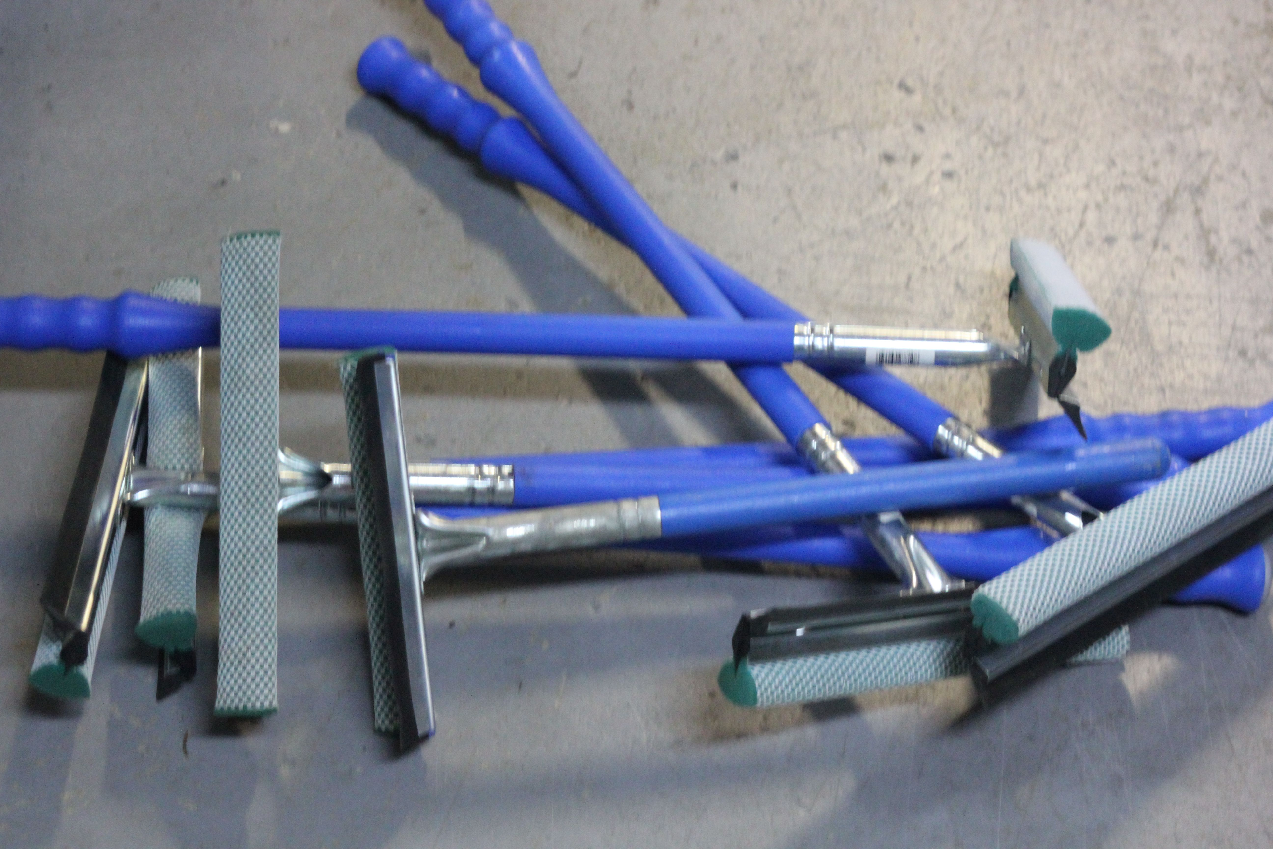 Squeegee's