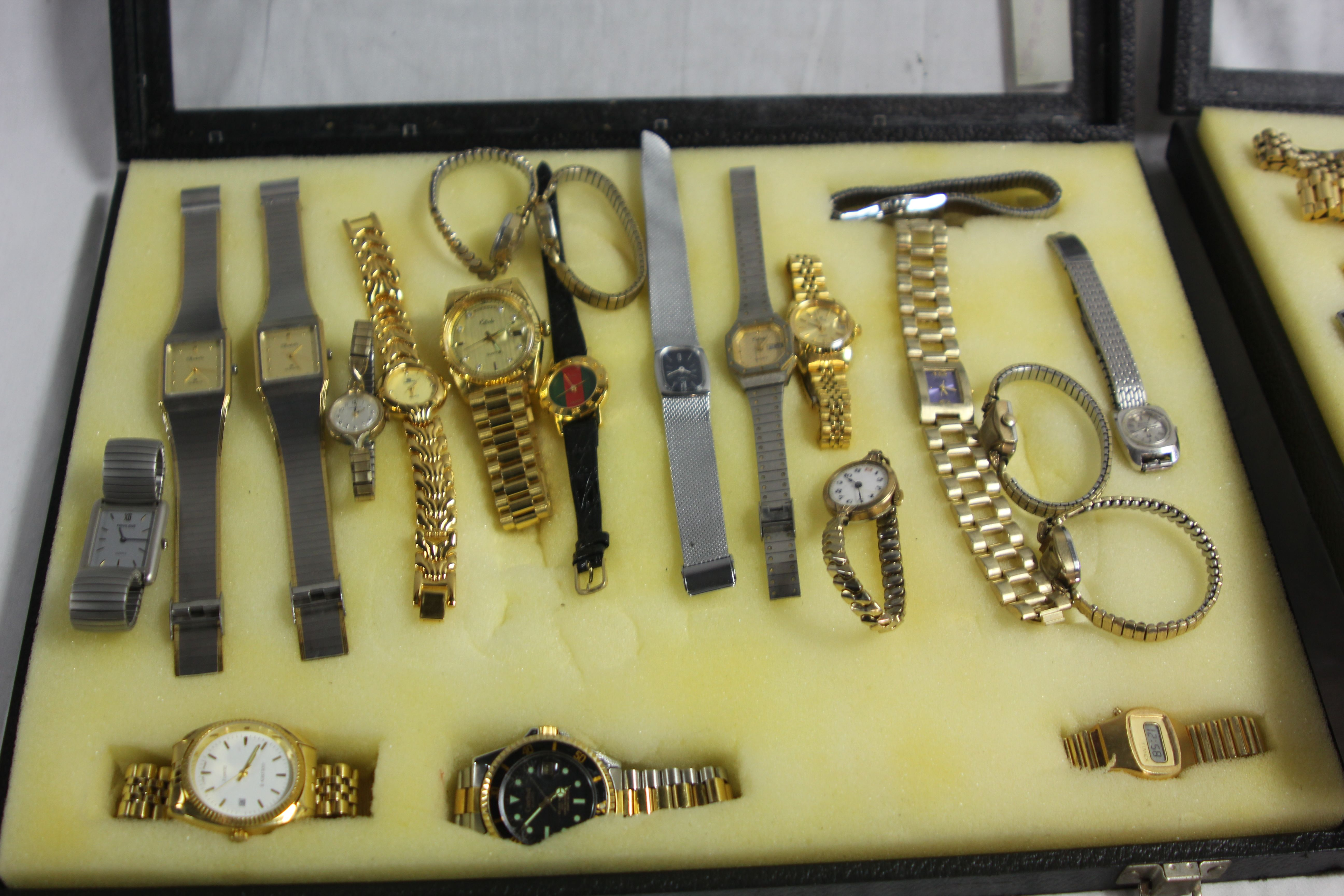 Female Luxury Modern Watches (Doubles)