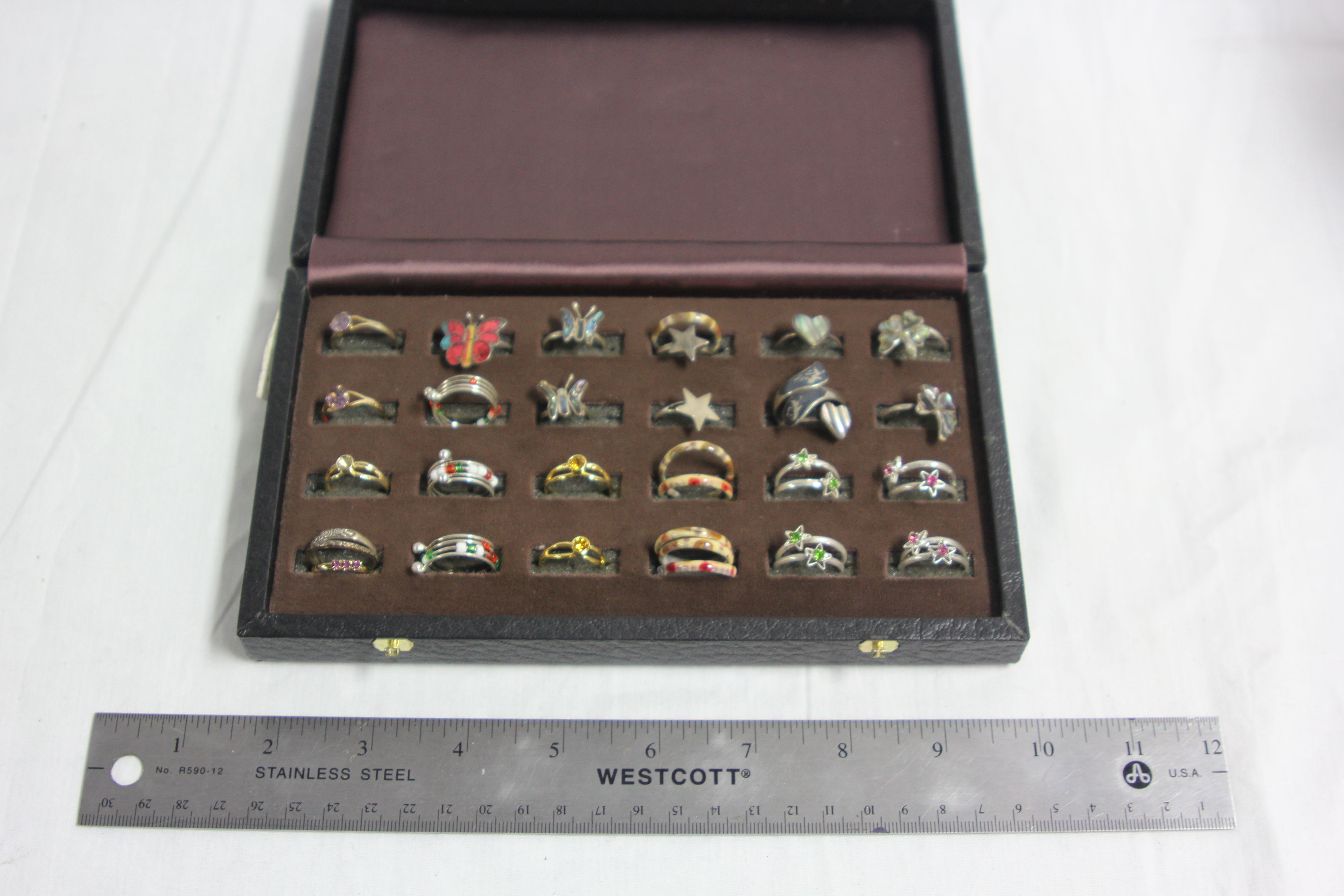 Young Girls Rings