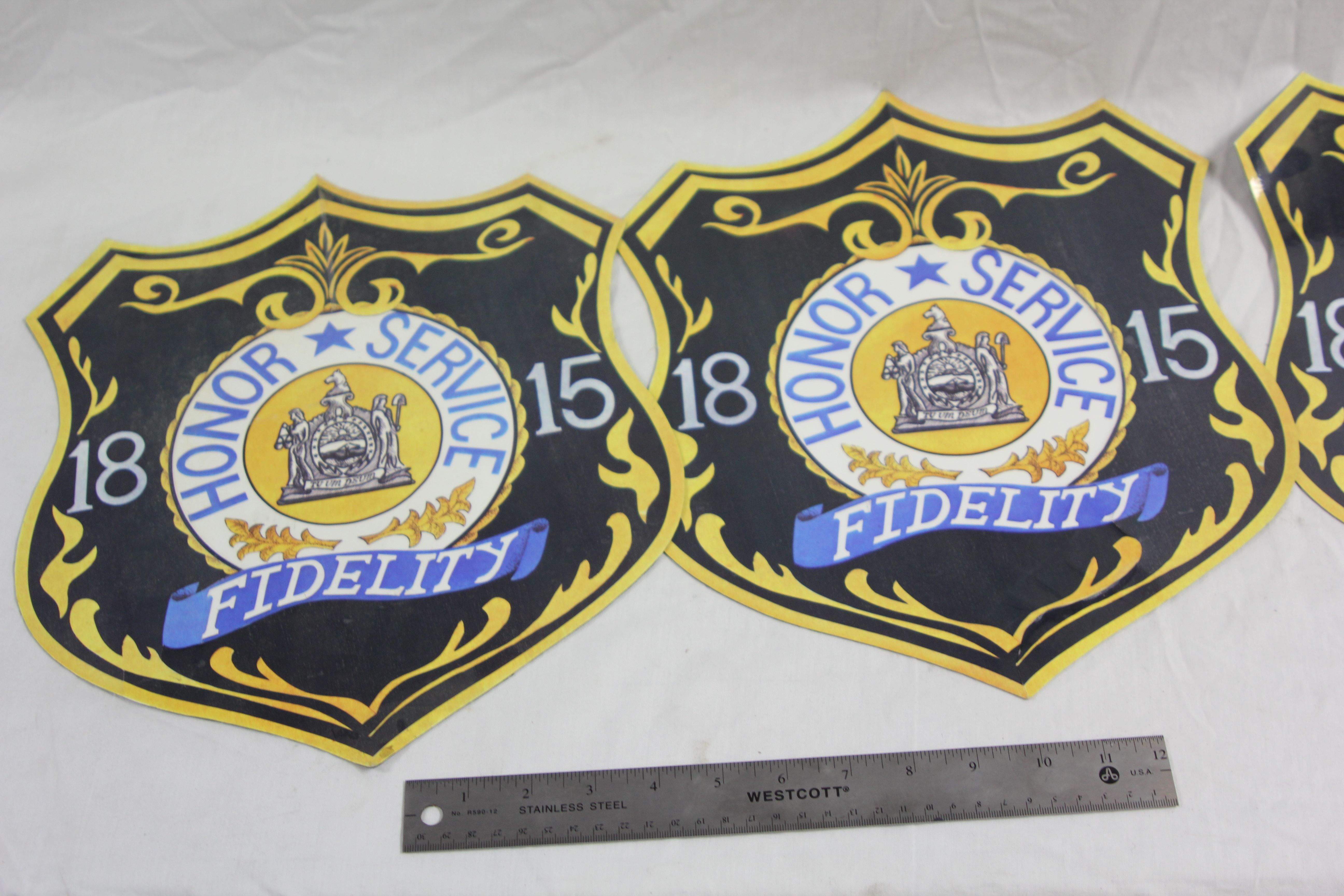 Honor Service Magnets