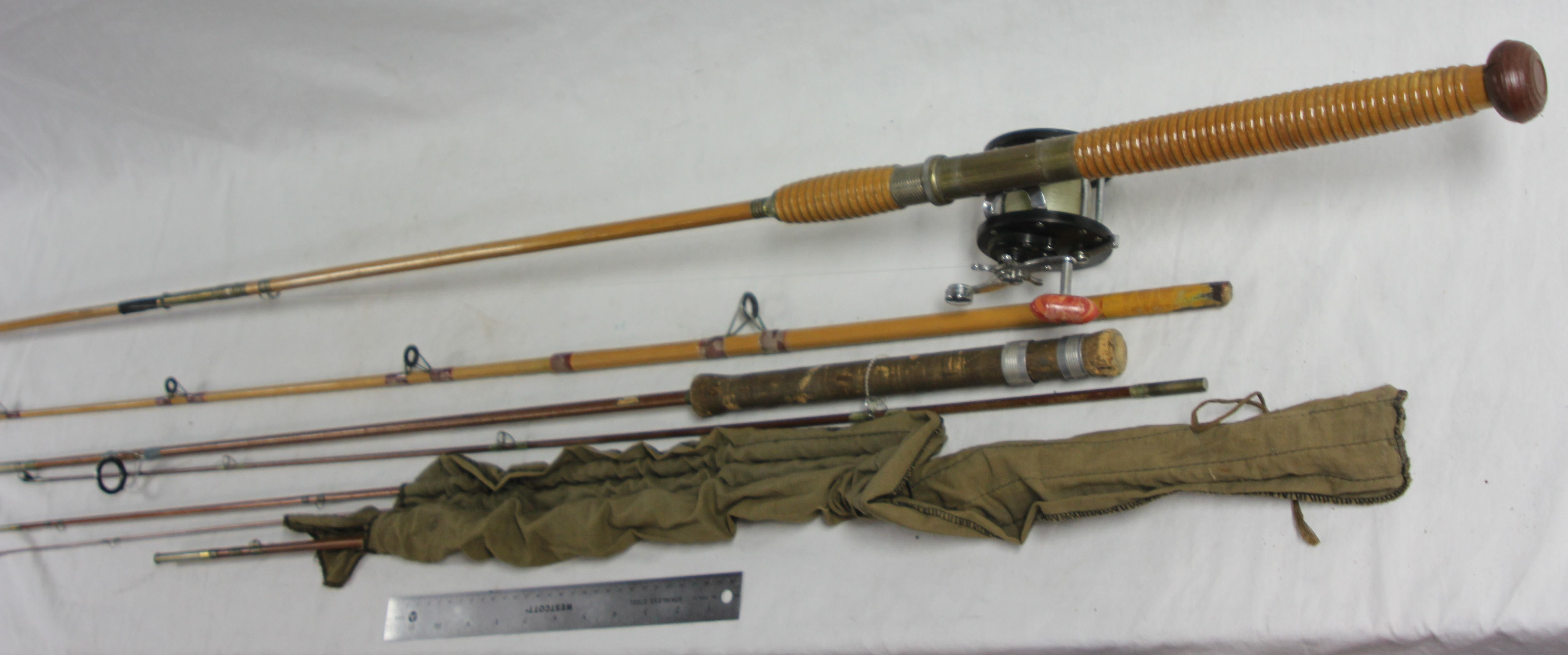 Period Fishing Rods