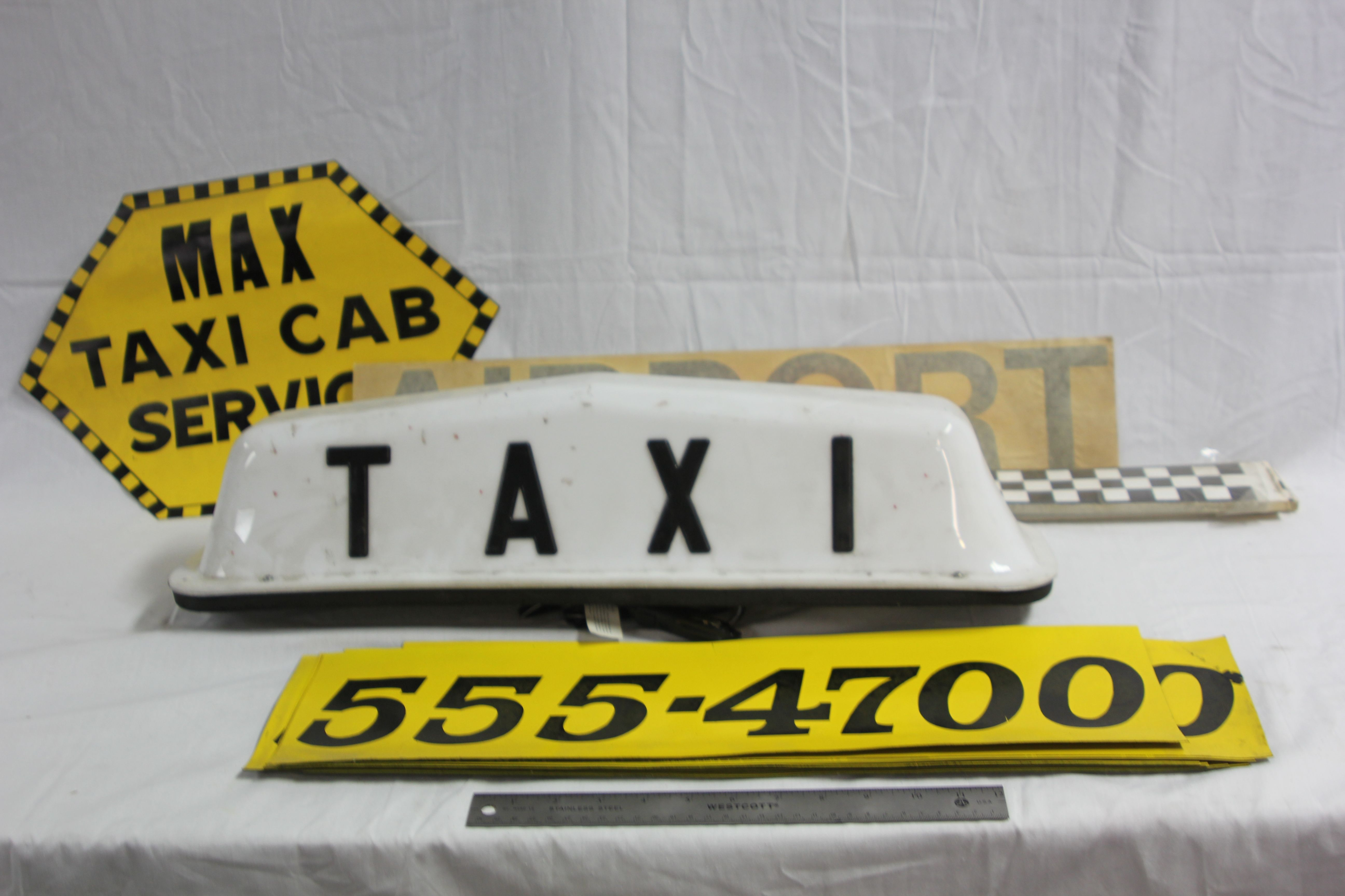 Taxi Accessories