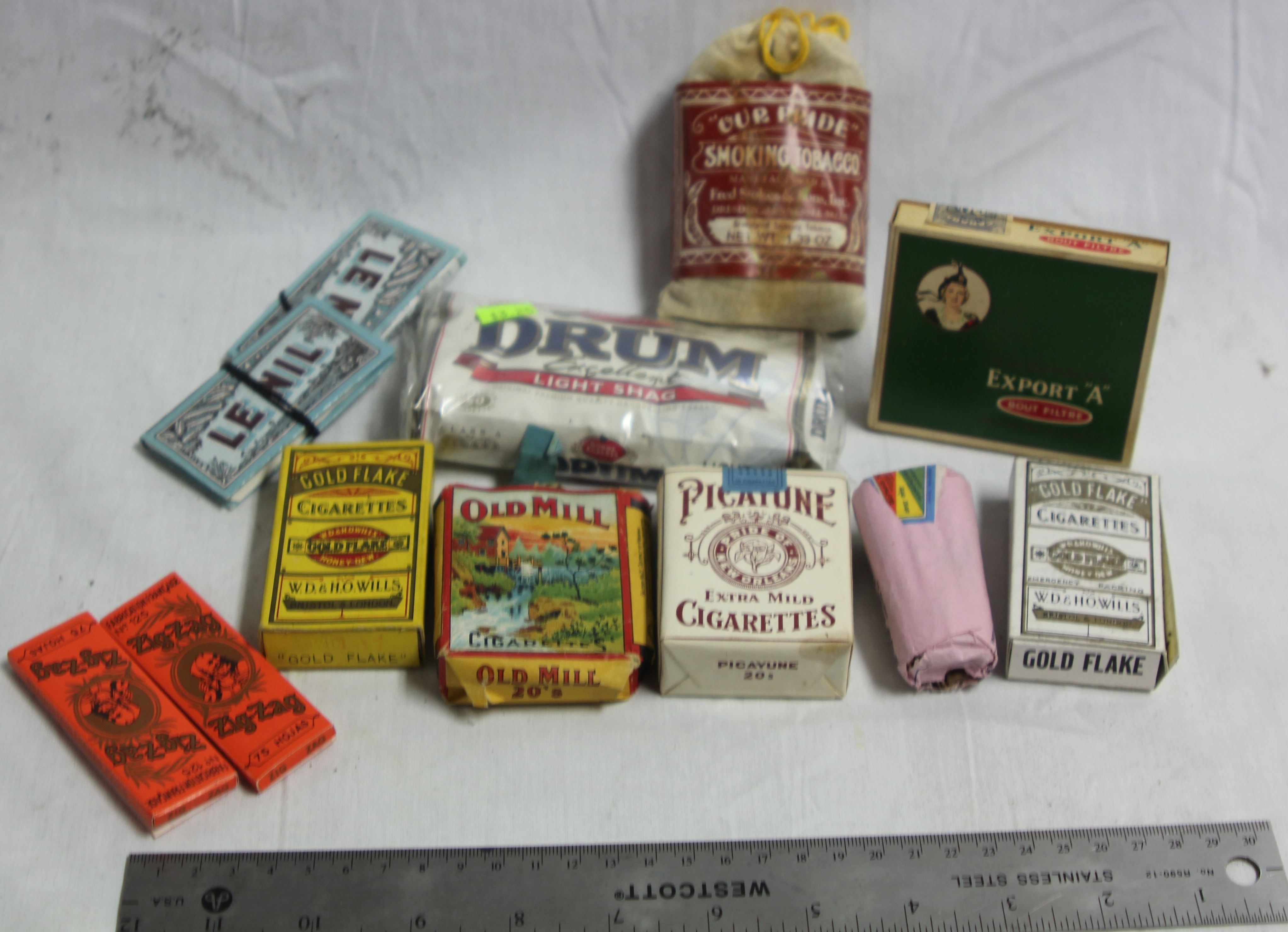 Period Packages & Tobacco